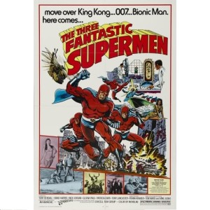 3 Fantastic Supermen (English Language Version) (1967)