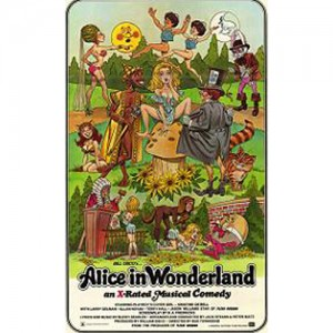 Alice In Wonderland (Unrated XXX Version) (1976)