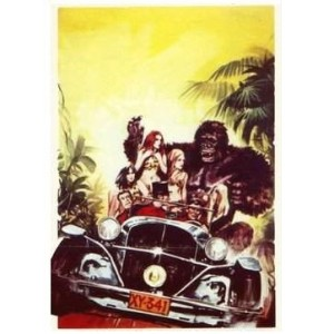 3 Supermen In The Jungle (English Language Version) (1970)