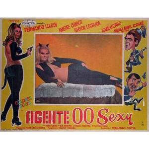 Agent 00 Sexy (1968)