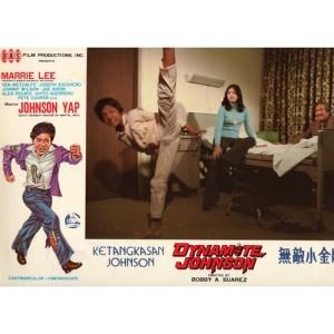 Dynamite Johnson (1979)