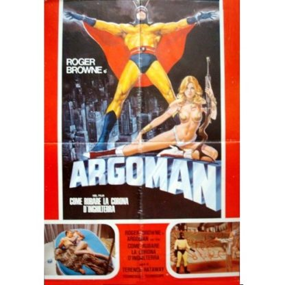 The Fantastic Argoman (1967)