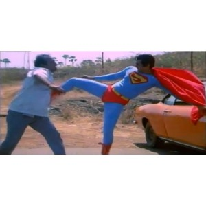The Hindi Superman (1987)