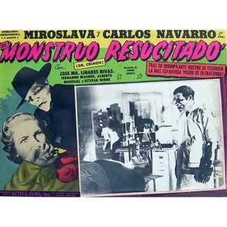 The Revived Monster (1953)