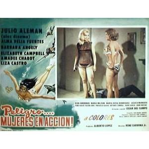 Peligro Mujeres En Accion (1969)