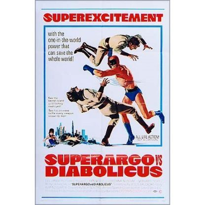 Superargo Against Diabolicus (1966)