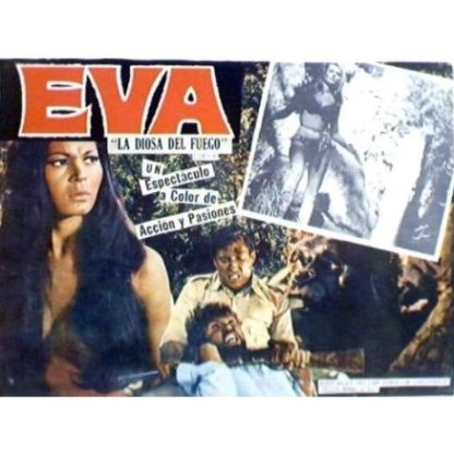 The Face Of Eve (Spanish Language Version) (1968)