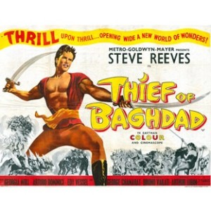 The Thief Of Baghdad (English Language Version) (1961)