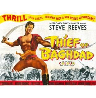 The Thief Of Baghdad (English Language Version) (1961)