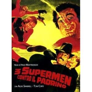 3 Supermen Against The Godfather (Italian Language Version) (1979)
