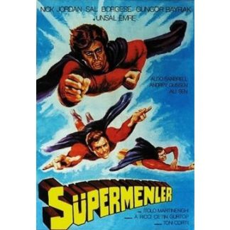 3 Supermen Against The Godfather (English Language Version) (1979)