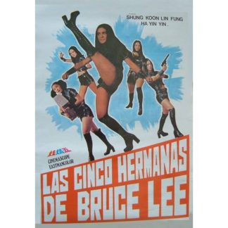 Bruce, Kung Fu Girls (1977)