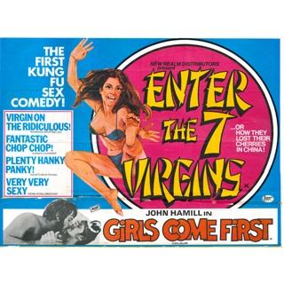 Enter The Seven Virgins (1974)