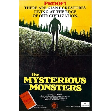 The Mysterious Monsters (1975)
