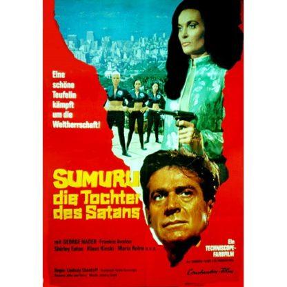 Sumuru Die Tochter Des Satans (1967)
