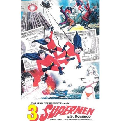 3 Supermen In Santo Domingo (English Language Version) (1986)