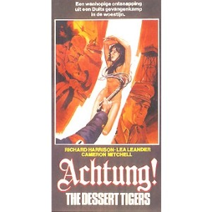 Achtung! The Desert Tigers (1977)