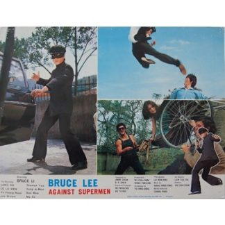 Bruce Lee Against Supermen (1975)