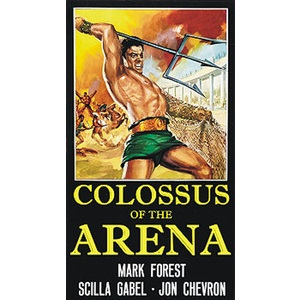 Colossus Of The Arena (English Language Version) (1962)