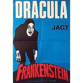 Dracula Jagt Frankenstein (German Language Version) (1970)