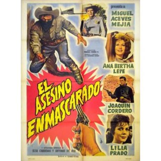 El Assesino Enmascarado (1962)