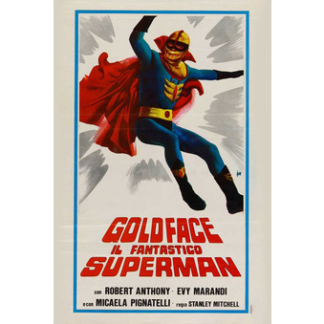 Goldface The Fantastic Superman (1967)