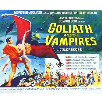 Goliath And The Vampires (1961)