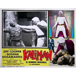 The Incredible Kaliman (1972)