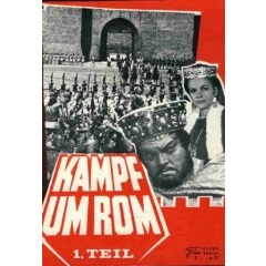 Kampf Um Rom (Uncut widescreen German language version) (1968)