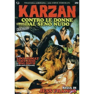 Karzan vs The Nude Warrior Women (1973)