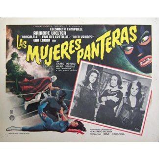 Las Mujeres Panteras (1967)