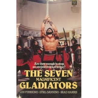 The Seven Magnificent Gladiators (1983)