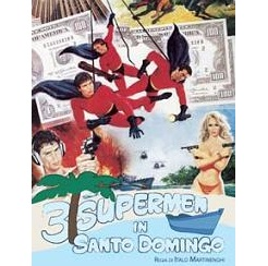 3 Supermen In Santo Domingo (Italian Language Version) (1986)
