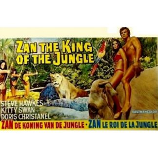 Zan, King Of The Jungle (1969)