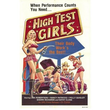 High Test Girls (1980)