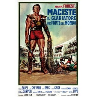 Colossus Of The Arena (Italian Language Version) (1962)