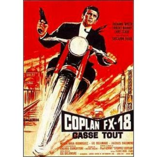 Coplan FX 18 Casse Tout (1965)