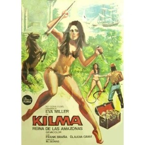 Kilma Queen Of The Amazons (1975)