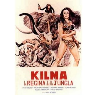 Kilma Queen Of The Jungle (1975)