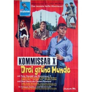 Kommissar X: Drei Grune Hunde (1967)