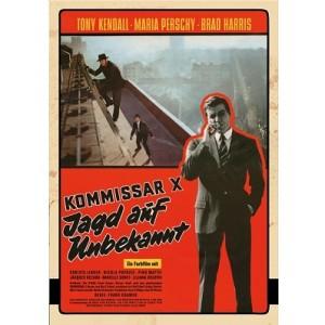 Kommissar X: Jagd Auf Unbekannt (1966)