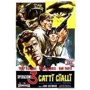 Kommissar X: Drei Gelb Katzen (1966)