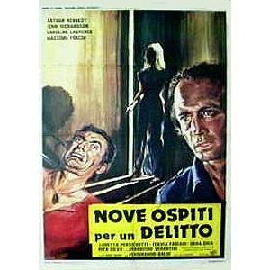 Nove Ospiti Per Un Delitto (1977)