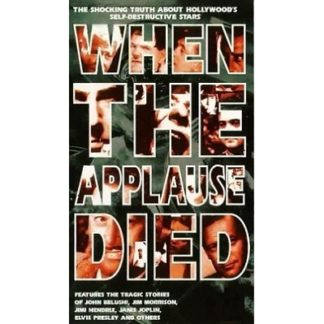 When The Applause Died (1990)