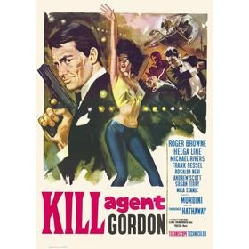 Password: Kill Agent Gordon (1966)