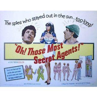 00-2 Agenti Segretissimi (1964)
