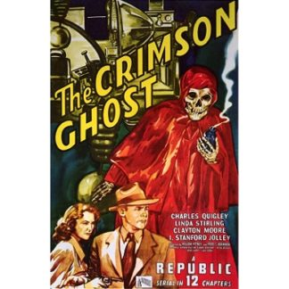 The Crimson Ghost (1946)