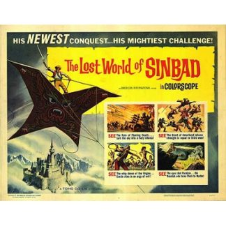 The Lost World Of Sinbad (English Language Version) (1963)