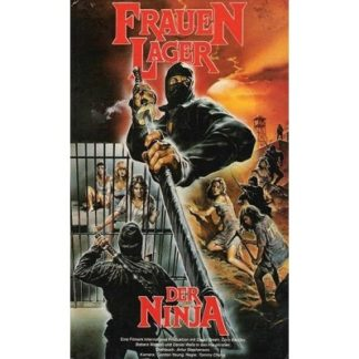 Frauenlager Der Ninja (1986)
