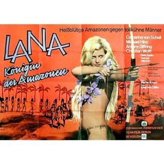 Lana - Konigin Der Amazonen (1964)